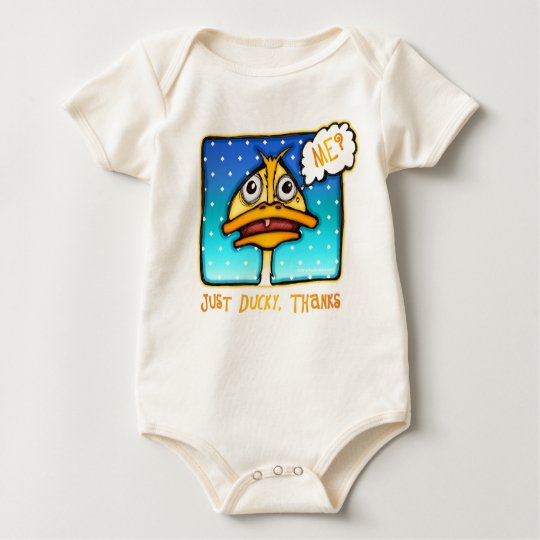 Baby Tees - Just DUCKY Thanks