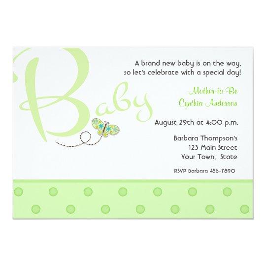 Elegant Babyparty Einladung Spruche U2013 Model Baru, Einladungs