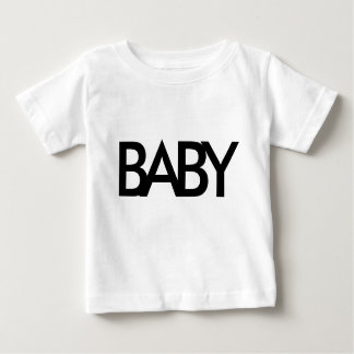 BABY Text Toddler Shirt for Babies