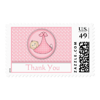 Baby Thank You stamps