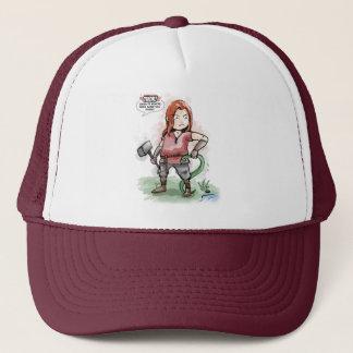 Baby Thor Trucker Hat