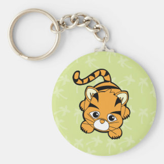 Baby Tiger Cutie Key Chains