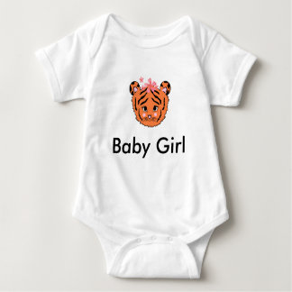 Baby Tiger Girl Onsie Baby Bodysuit