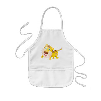 Baby Tiger Kids' Apron