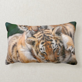 BABY TIGERS PILLOW