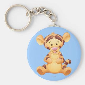 Baby Tigger Keychain