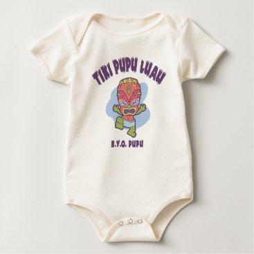 Toddler & Baby themed baby-tiki-pupu-LTT Baby Bodysuit