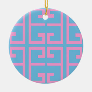 Baby Tiles Ceramic Ornament
