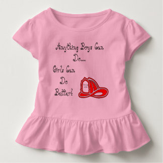 Baby/Toddle Girl  We Live 48/96 Anything Boys Toddler T-shirt