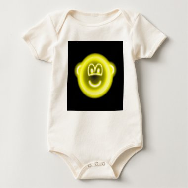 Neon light buddy icon   baby_toddler_apparel_tshirt