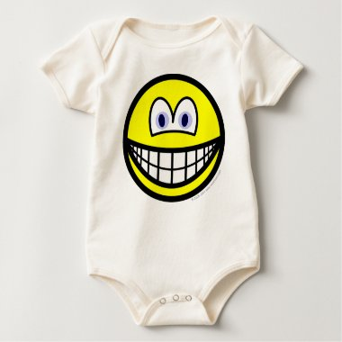 Contact lenses smile   baby_toddler_apparel_tshirt