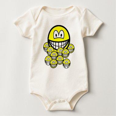 Babysitting smile   baby_toddler_apparel_tshirt