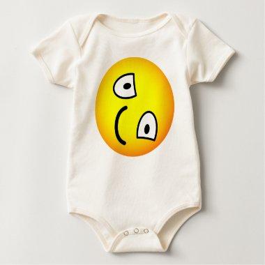 Picasso emoticon   baby_toddler_apparel_tshirt