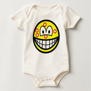 Acne smile   baby_toddler_apparel_tshirt