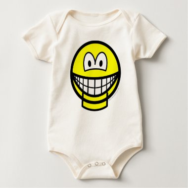 Jaw dropped smile   baby_toddler_apparel_tshirt