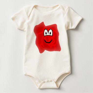 Roos emoticon   baby_toddler_apparel_tshirt