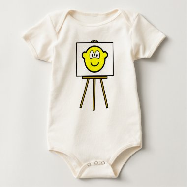 Painted buddy icon   baby_toddler_apparel_tshirt