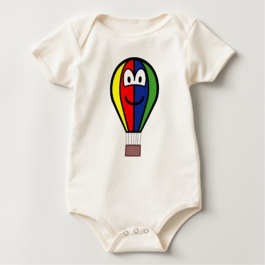 Balloon buddy icon Colorful  baby_toddler_apparel_tshirt