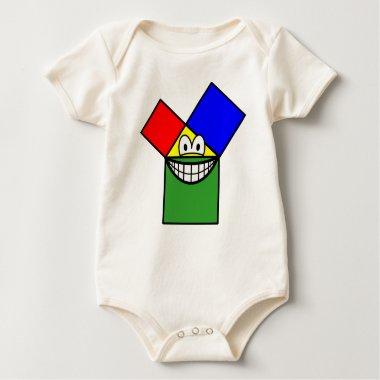 Pythagoras smile   baby_toddler_apparel_tshirt
