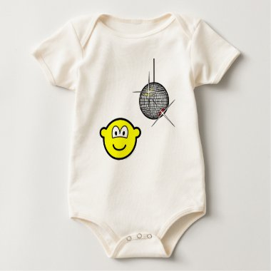 Disco buddy icon   baby_toddler_apparel_tshirt