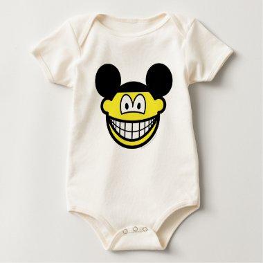 Disney world smile   baby_toddler_apparel_tshirt