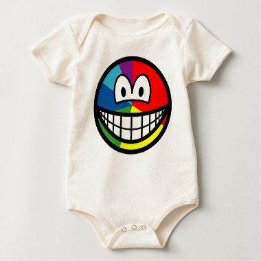 Pie chart smile   baby_toddler_apparel_tshirt