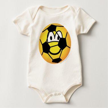 EK 2000 emoticon (if you like soccer)  baby_toddler_apparel_tshirt