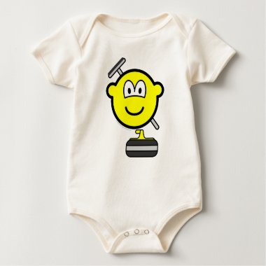 Curling buddy icon   baby_toddler_apparel_tshirt
