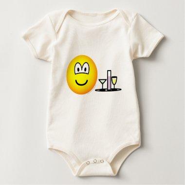 Waiter emoticon   baby_toddler_apparel_tshirt