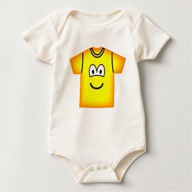T-shirt emoticon   baby_toddler_apparel_tshirt