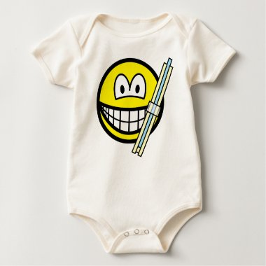 Engineer smile   baby_toddler_apparel_tshirt