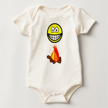 Campfire smile   baby_toddler_apparel_tshirt