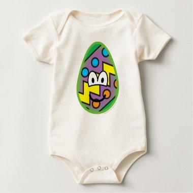 Easter egg emoticon   baby_toddler_apparel_tshirt