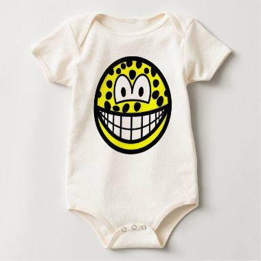 Leopard smile   baby_toddler_apparel_tshirt