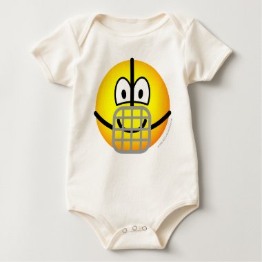 Muzzle emoticon   baby_toddler_apparel_tshirt