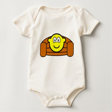 Couch potato buddy icon   baby_toddler_apparel_tshirt