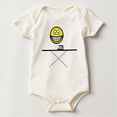 Ironing smile   baby_toddler_apparel_tshirt