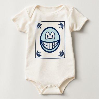 Delft blue smile   baby_toddler_apparel_tshirt