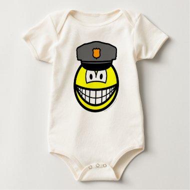 Chauffeur smile   baby_toddler_apparel_tshirt