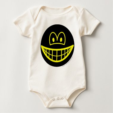 Inverted smile   baby_toddler_apparel_tshirt