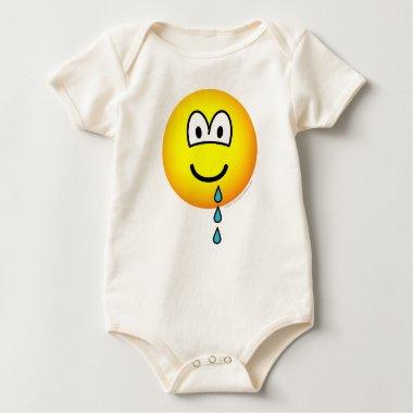 Drool emoticon   baby_toddler_apparel_tshirt