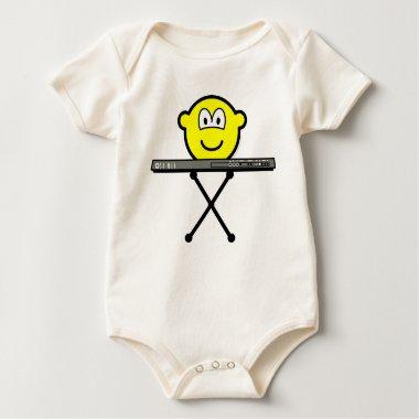 Keyboard buddy icon   baby_toddler_apparel_tshirt