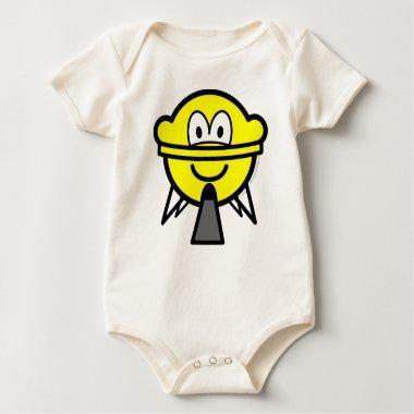 UFO buddy icon   baby_toddler_apparel_tshirt