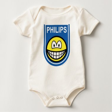 Philips smile Let's make things smile  baby_toddler_apparel_tshirt