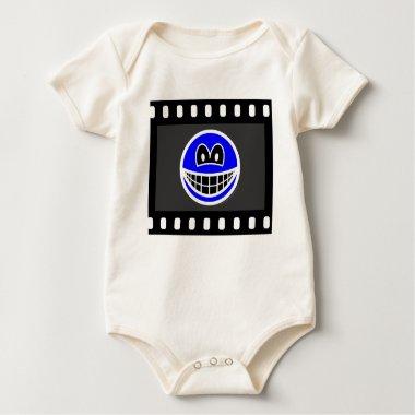 Film negative smile   baby_toddler_apparel_tshirt