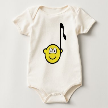 Music note buddy icon   baby_toddler_apparel_tshirt