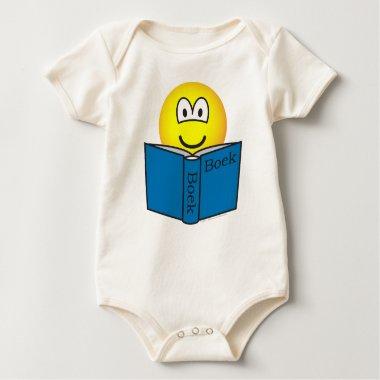 Reading emoticon   baby_toddler_apparel_tshirt