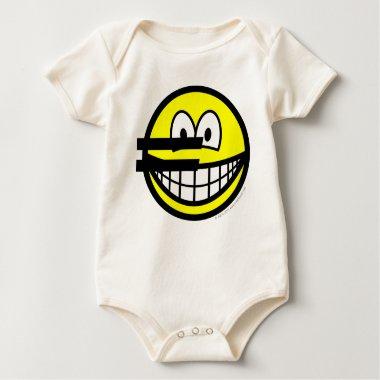 Euro symbol smile   baby_toddler_apparel_tshirt