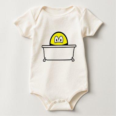 Bathing smile   baby_toddler_apparel_tshirt