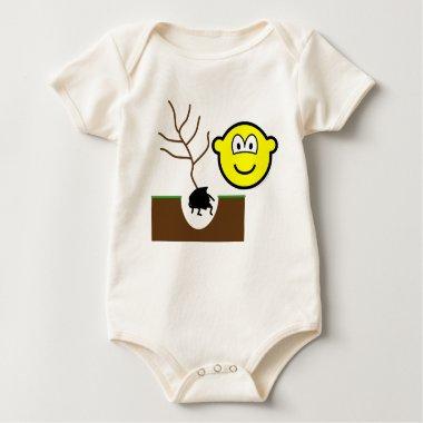 Tree planting buddy icon   baby_toddler_apparel_tshirt